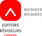 Editors Canada member